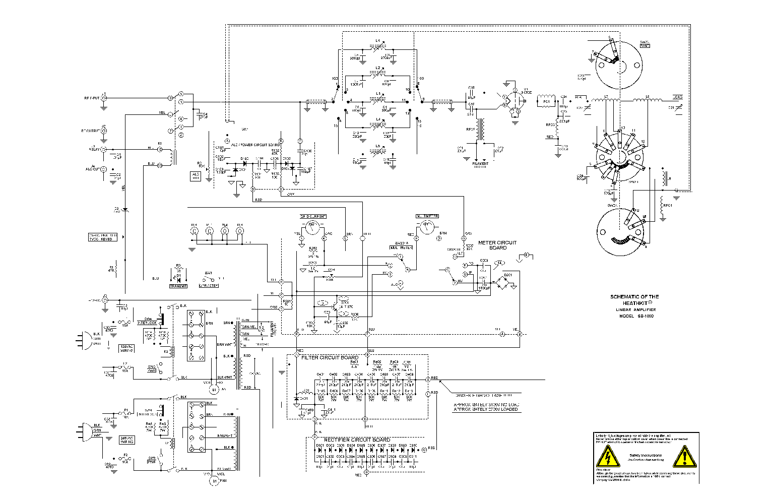 Simpson 260 Schematic Diagram Wiring Diagrams Electrical For A Multimeter Heathkit Vf 1 Samsung Schematics Elsavadorla 8p Repeatability