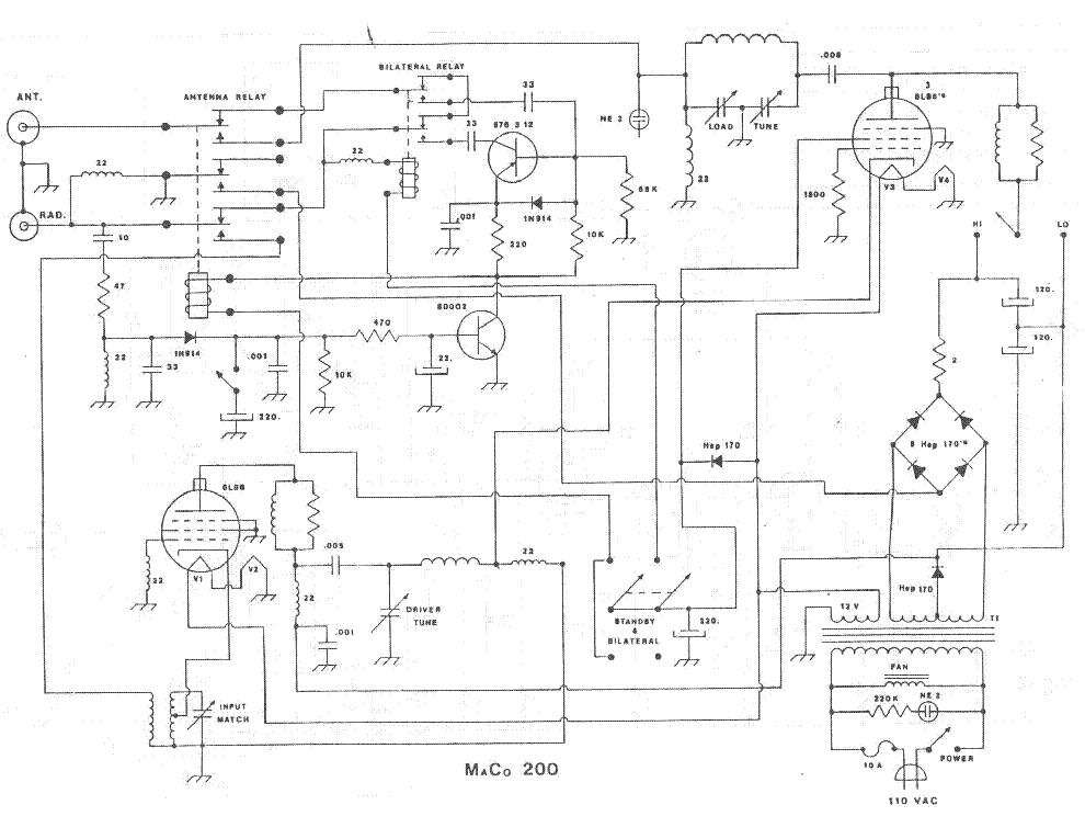 Maco 300b Sch Service Manual Download Schematics Eeprom Repair