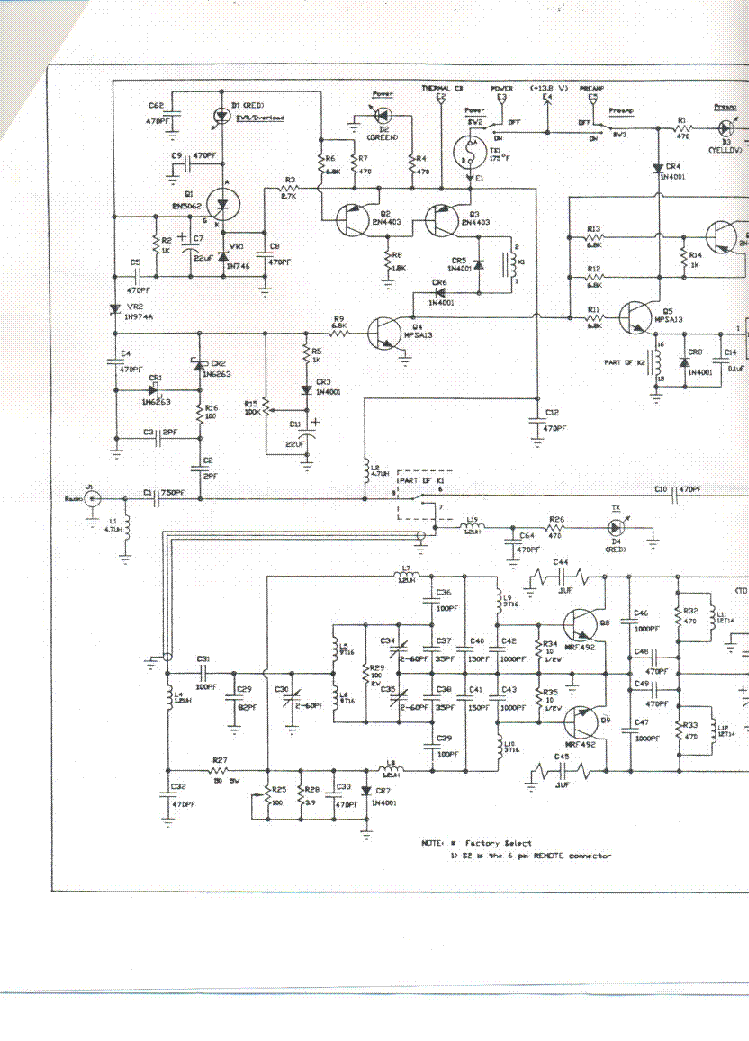 MIRAGE B3016 SCH Service Manual    download     schematics