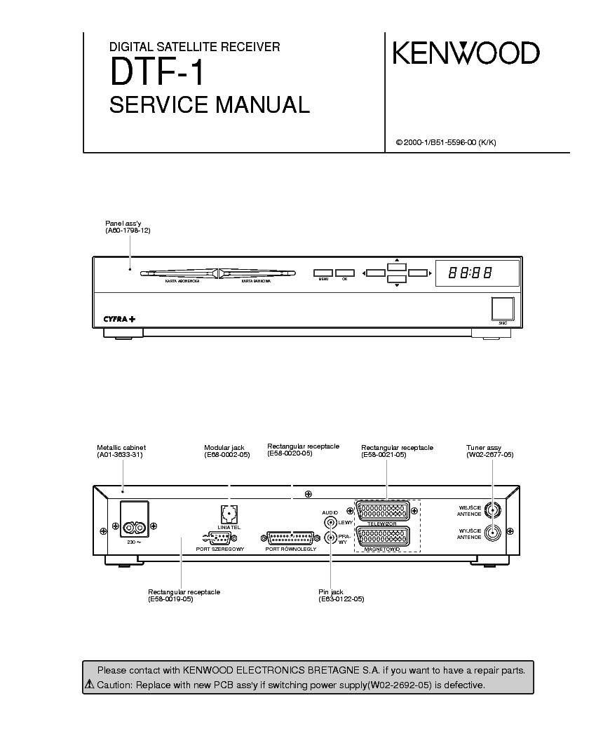Kenwood r600 service manual download schematics eeprom repair kenwood cheapraybanclubmaster Image collections