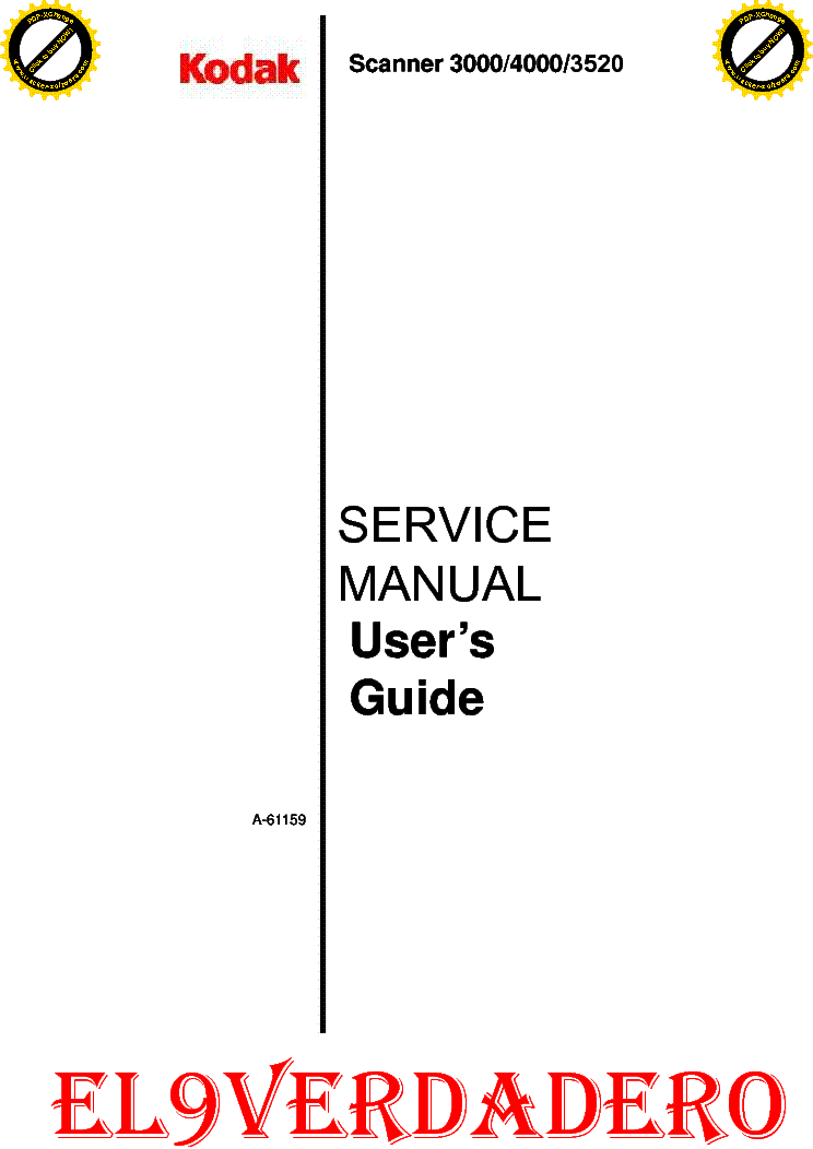 kodak scanner 3000 4000 3520 sm and user guide service manual rh elektrotanya com terrascan user guide angry ip scanner user guide