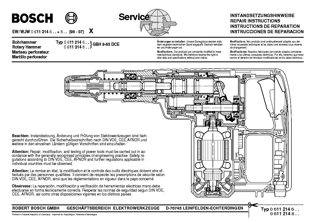 bosch maxx 6 manual pdf