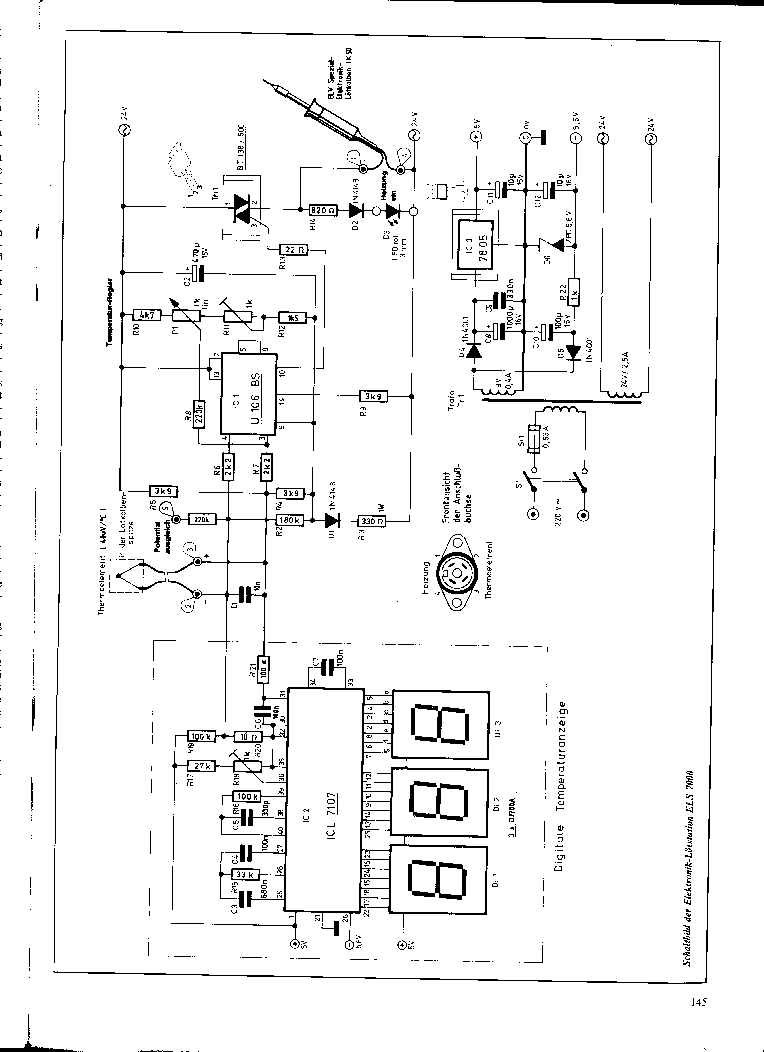 gordak schematic diagram  hakko gordak diy analog
