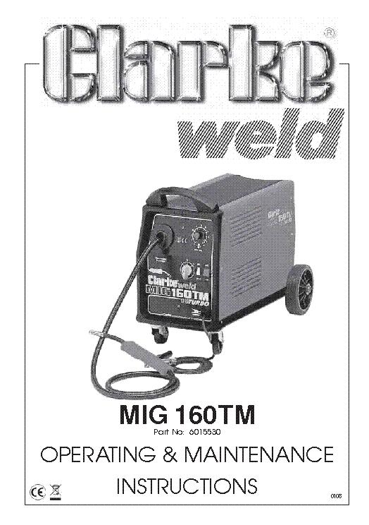 Weldmig 160 инструкция - фото 11