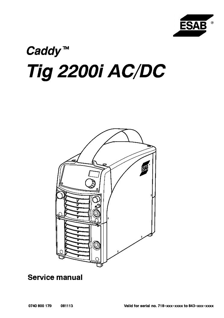 Lincoln electric invertec v205-t ac/dc tig manuals.