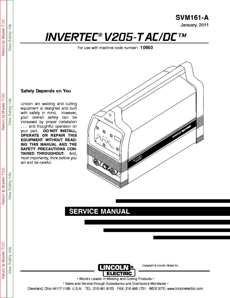 Esab dtg 405 aristotig 405 ac dc service manual download.