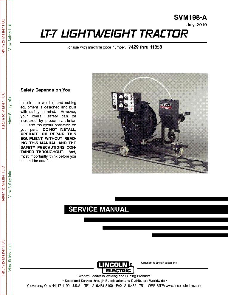 Lincoln idealarc dc-400 control pcb sch service manual download.