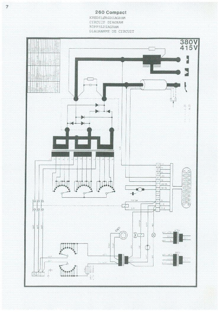 Migatronic Compact 260 325 Sm Service Manual Download
