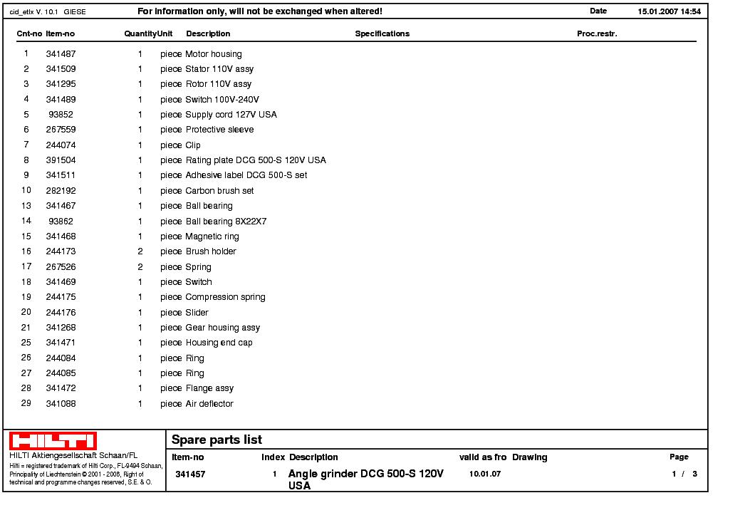 hilti te50 service manual download schematics eeprom repair info rh elektrotanya com Manual Book Owner's Manual
