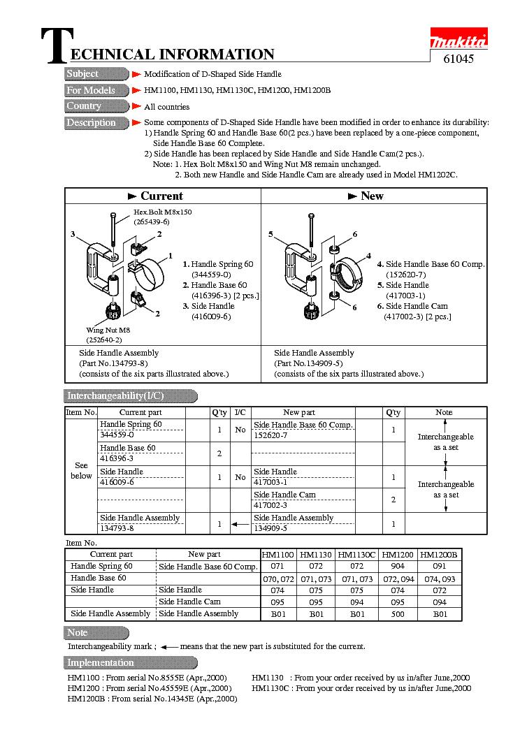 makita 61045 ww 1 service manual download schematics eeprom rh elektrotanya com makita 9069 service manual makita 9069 service manual
