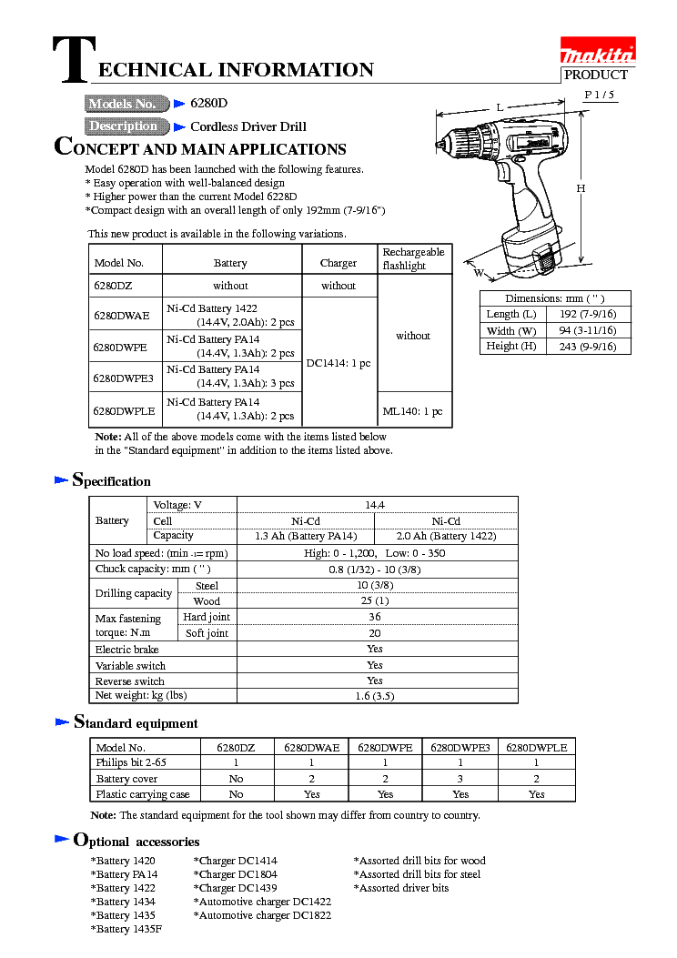 makita 6280d te service manual download schematics eeprom repair rh elektrotanya com
