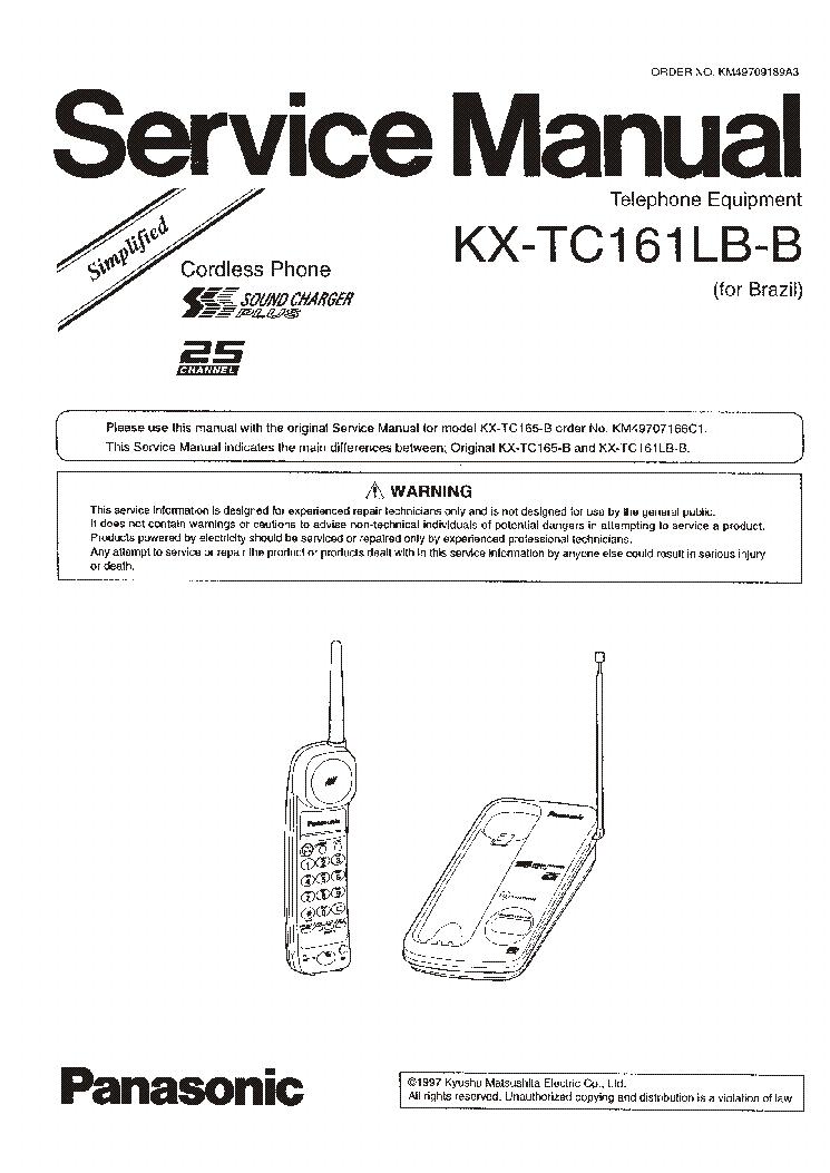 Инструкция panasonic kx a146rus