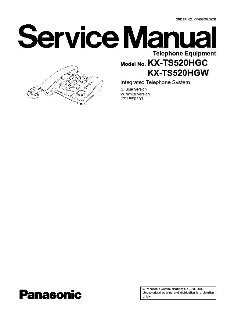 Panasonic Kx Tg7641 Manual Download | Cars Repair Manual