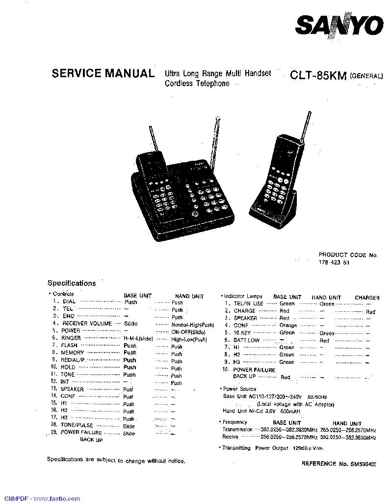 Сервис-мануал по ремонту, service manual, схема, сервисная инструкция, schematic diagram, на английском языке.