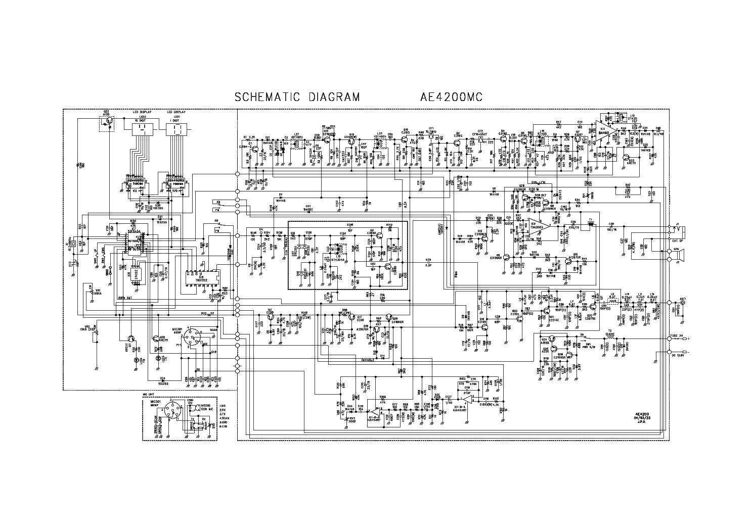 мощности схема радиостанции альбрех 4200 мс ещё осмотра