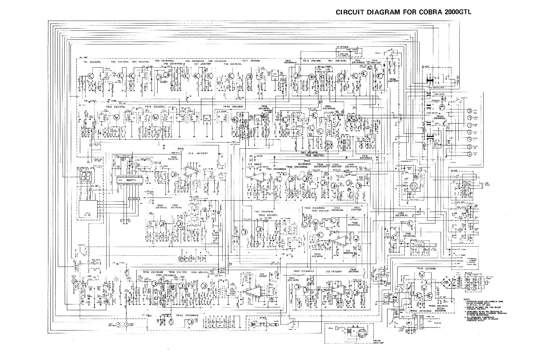 cobra 148 gtl dx mk2 service manual