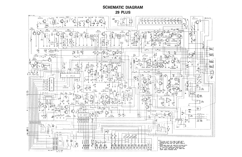 COBRA 29PLUS service manual (1st page)