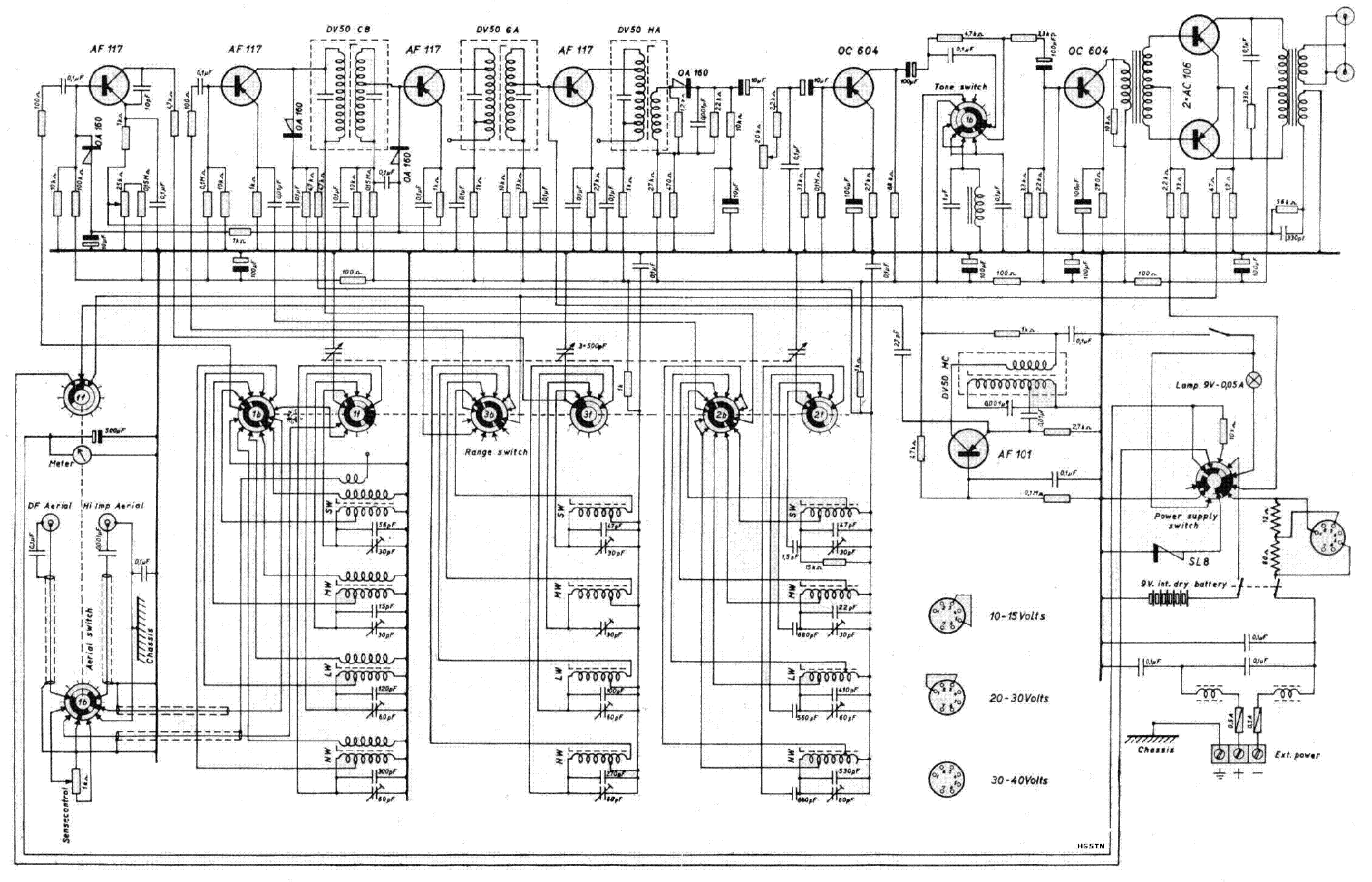 Sailor 16t Radio Receiver Service Manual Download  Schematics  Eeprom  Repair Info For