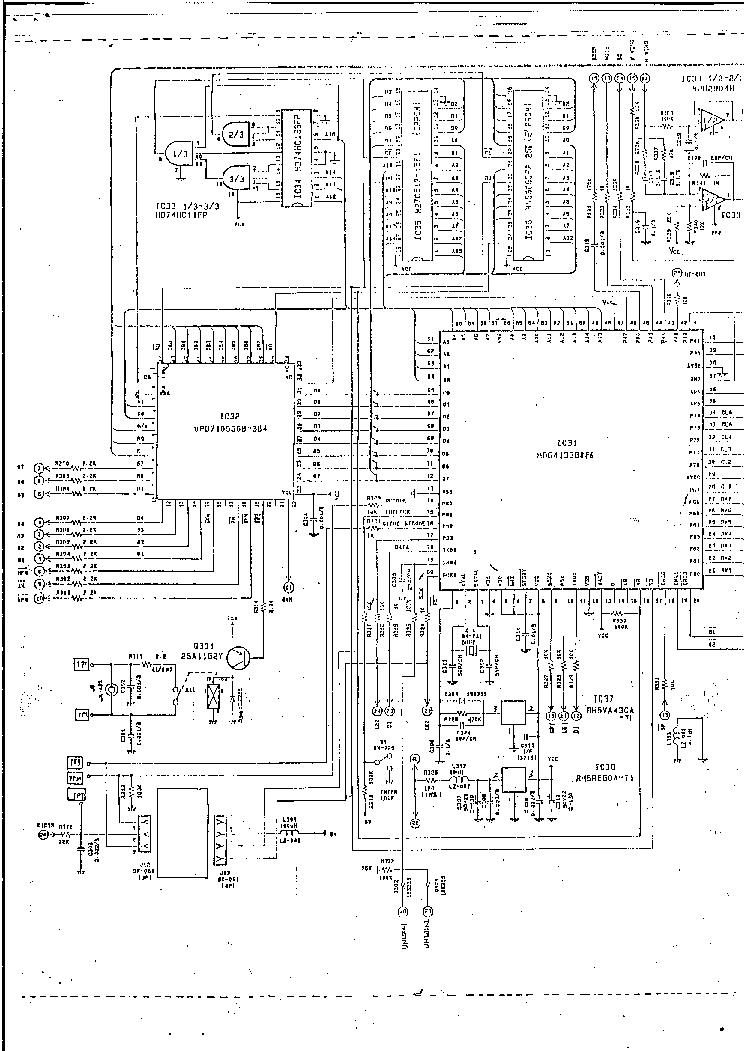 uniden bc9000xlt service manual download  schematics