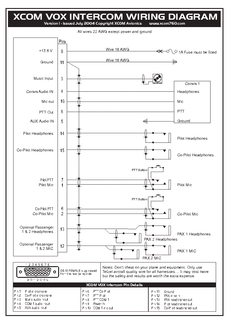 intercom wiring diagram pdf intercom image wiring xcom intercom microair 760 wiring diagram proper 2007 sch service on intercom wiring diagram pdf