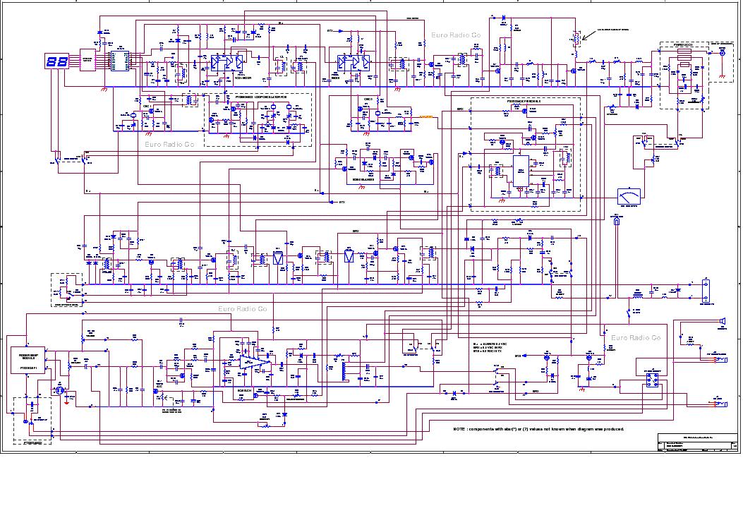 ham radio service manuals