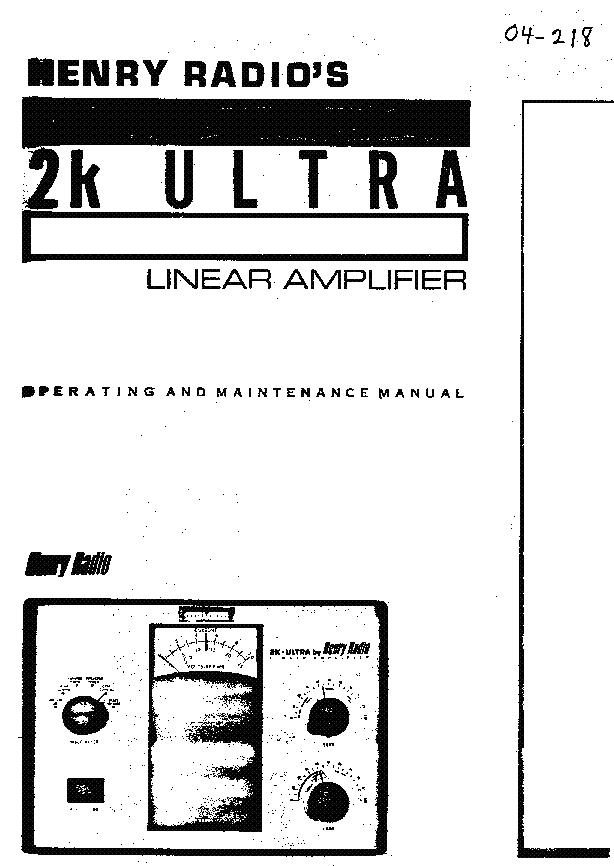 bunn ultra 2 service manual