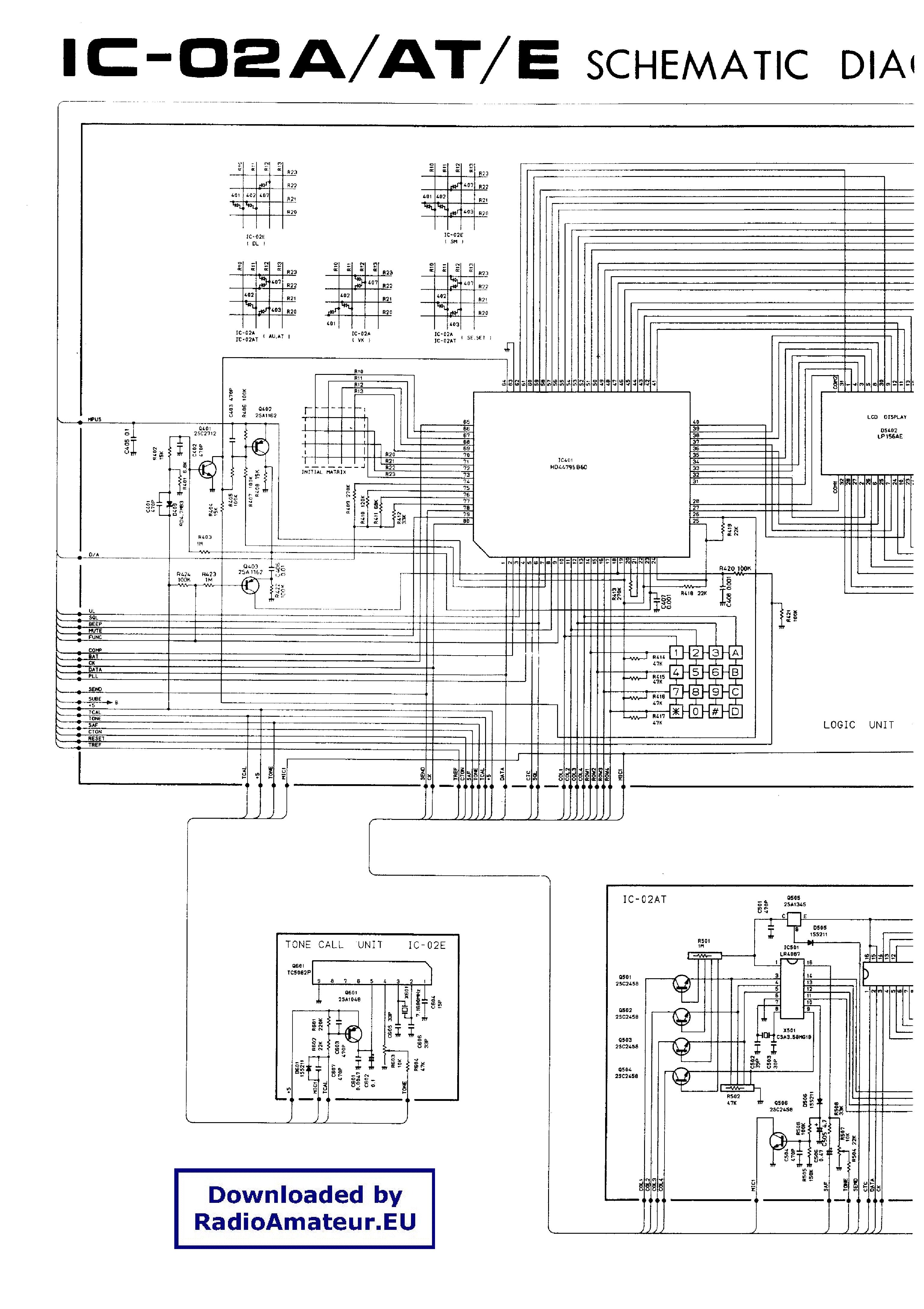 Icom ic02n manual pdf