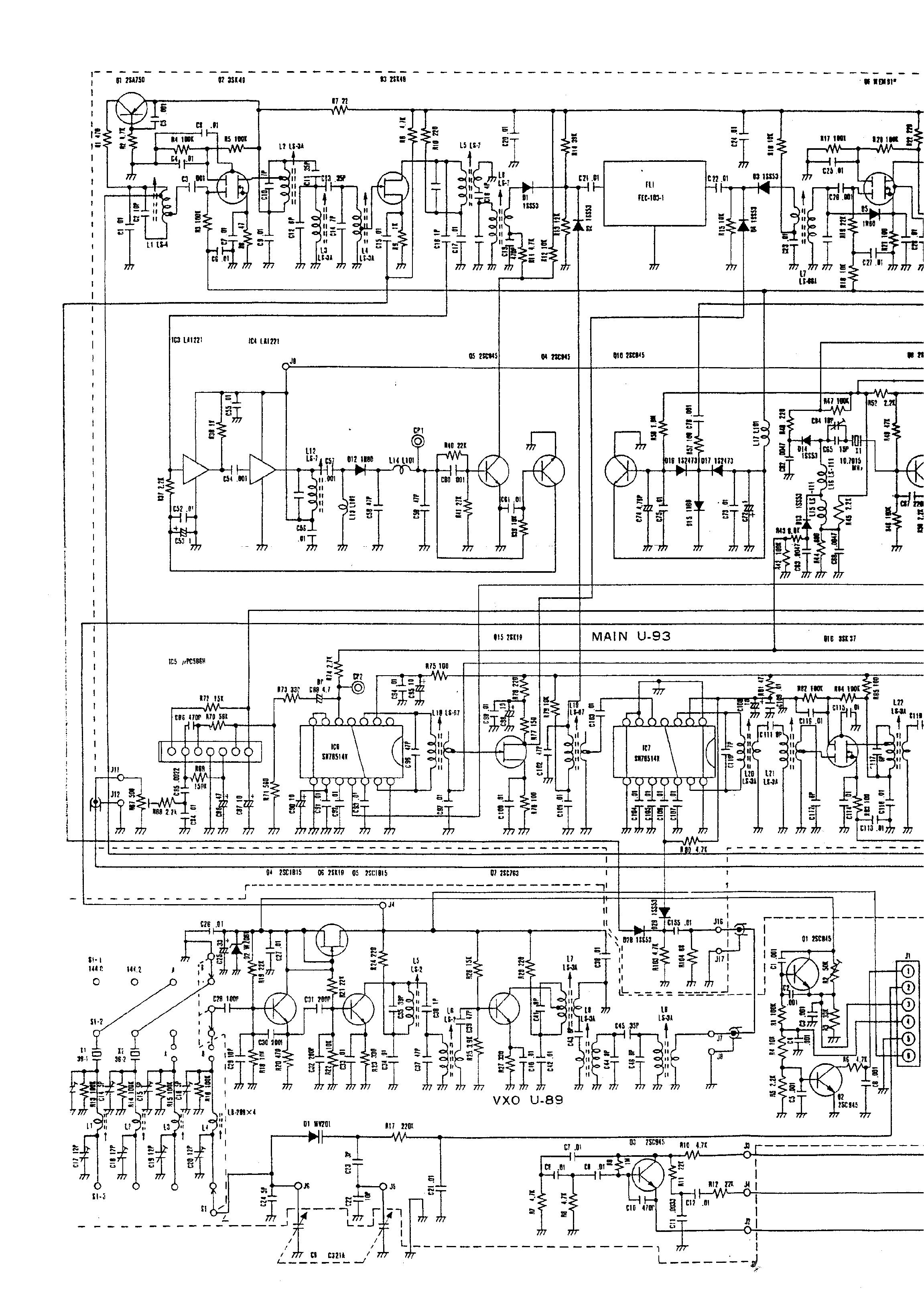 icom sm8 sch service manual download  schematics  eeprom