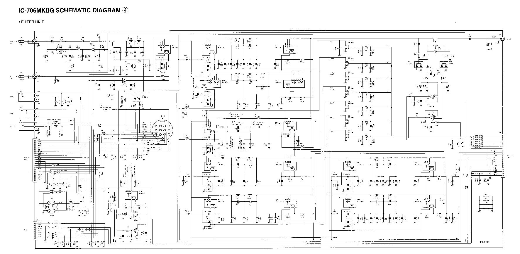 ICOM IC-706MK2G service manual (1st page)
