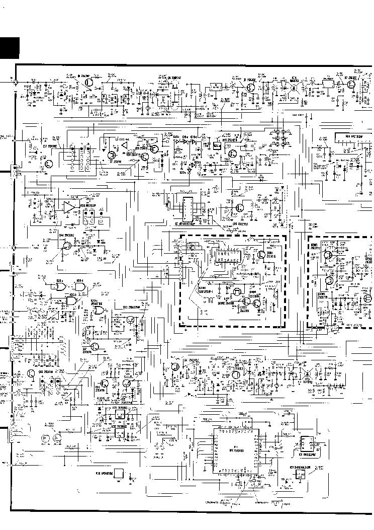 ICOM IC-A200 Service Manual download, schematics, eeprom ... on