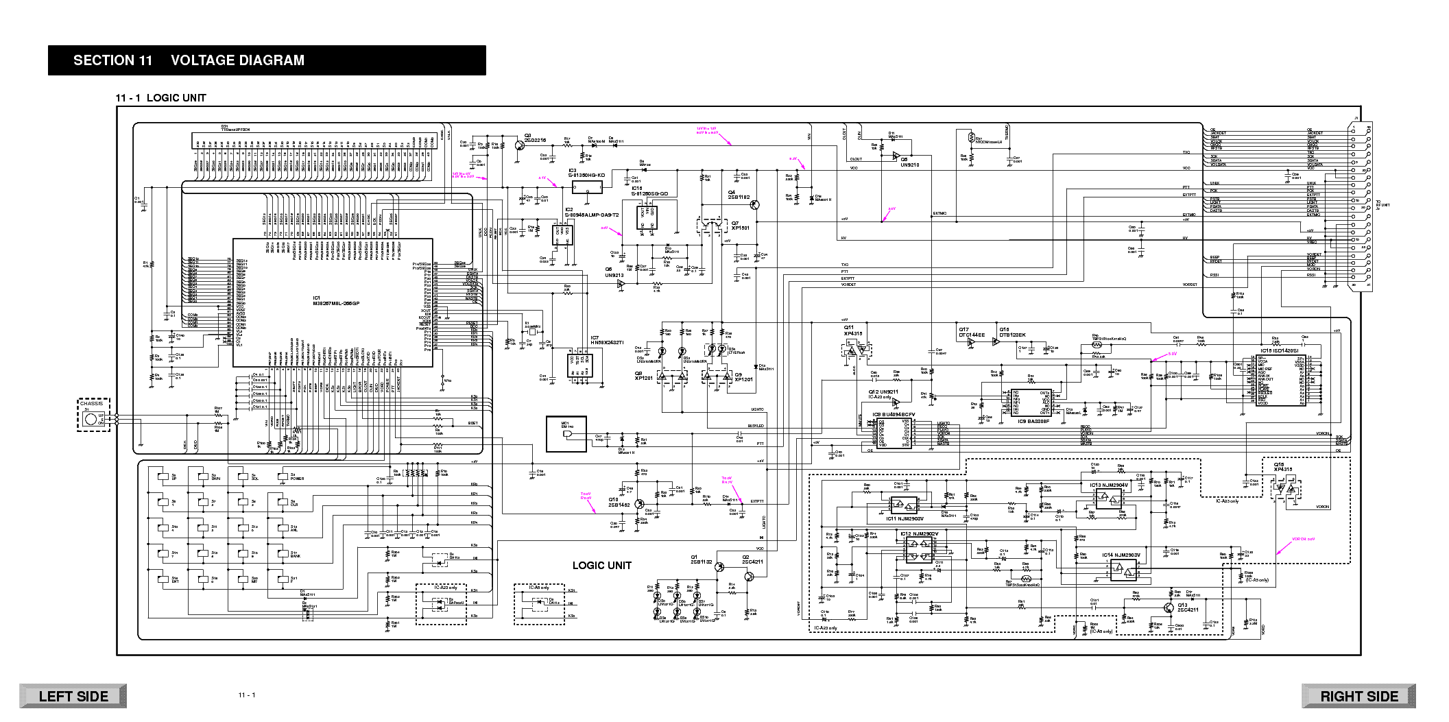 icom ic a23 a5 service manual download schematics eeprom repair rh elektrotanya com icom ic-a5 manual icom ic-a5 manual pdf