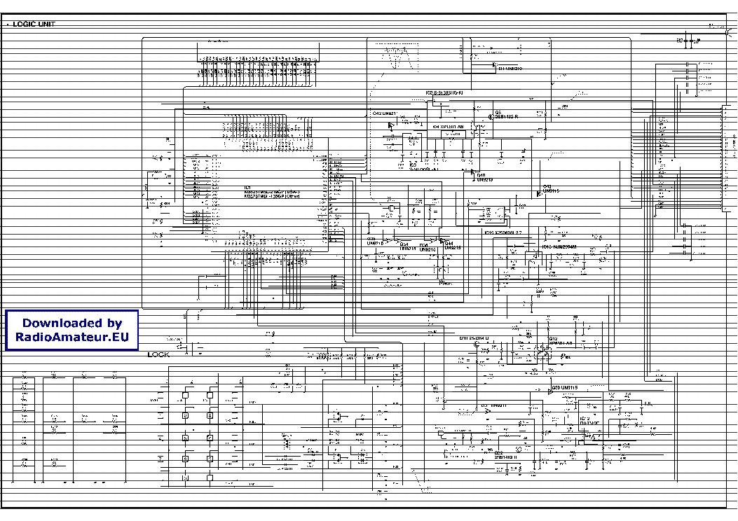 Icom Ic t7e Manual
