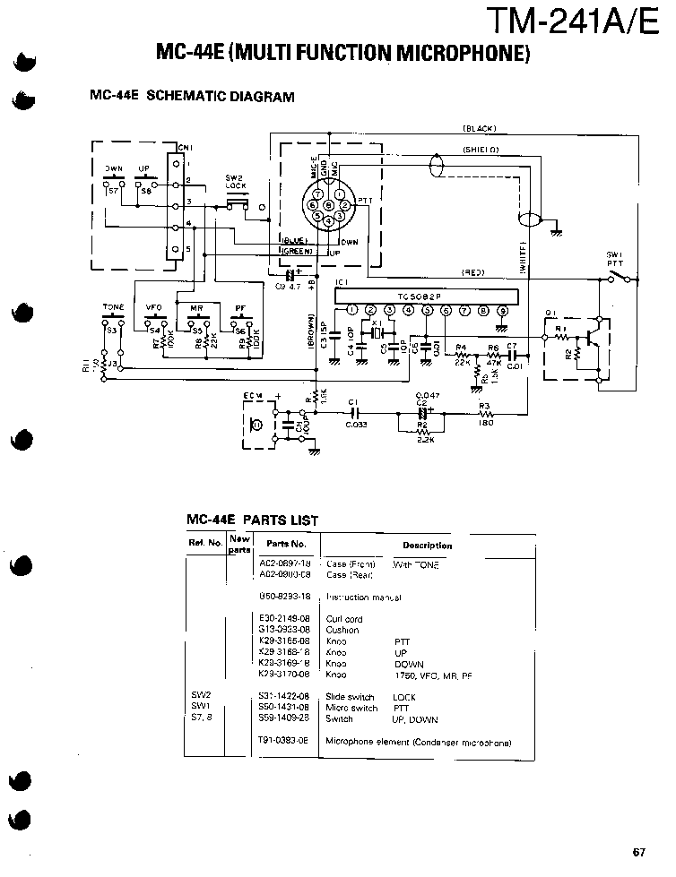 kenwood_mc 44e_sch.pdf_1 kenwood mc 44e sch service manual download, schematics, eeprom kenwood mc 50 wiring diagram at gsmx.co