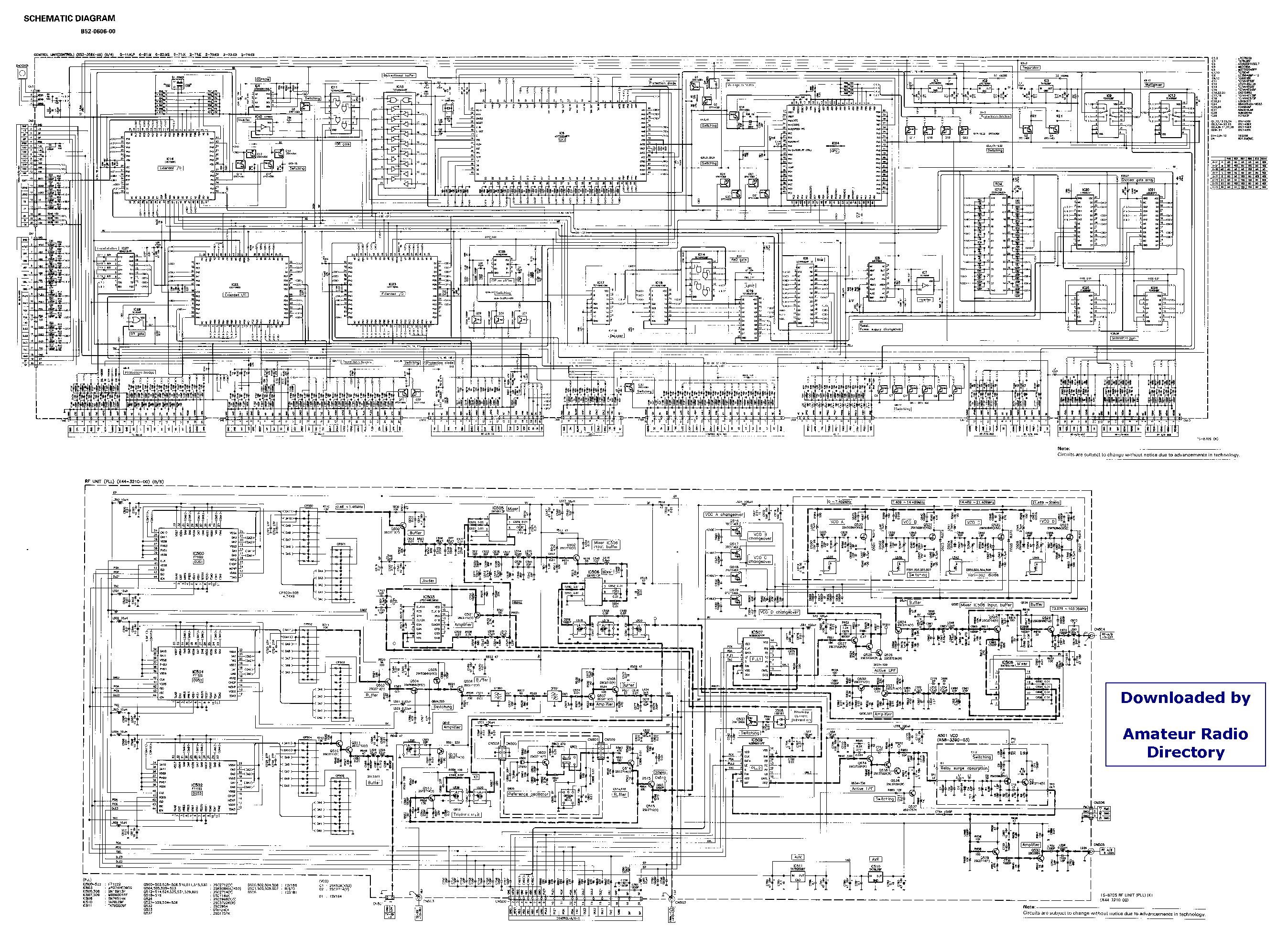 Kenwood Ts870 Service Manual Download  Schematics  Eeprom