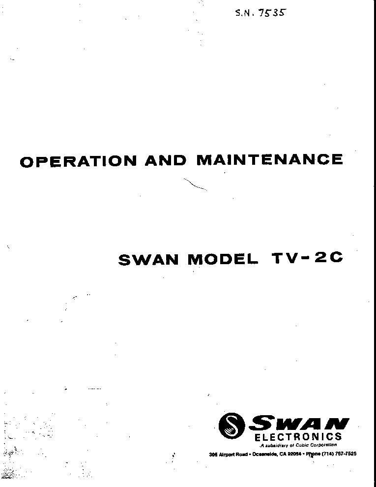swan model 512 117xc 14