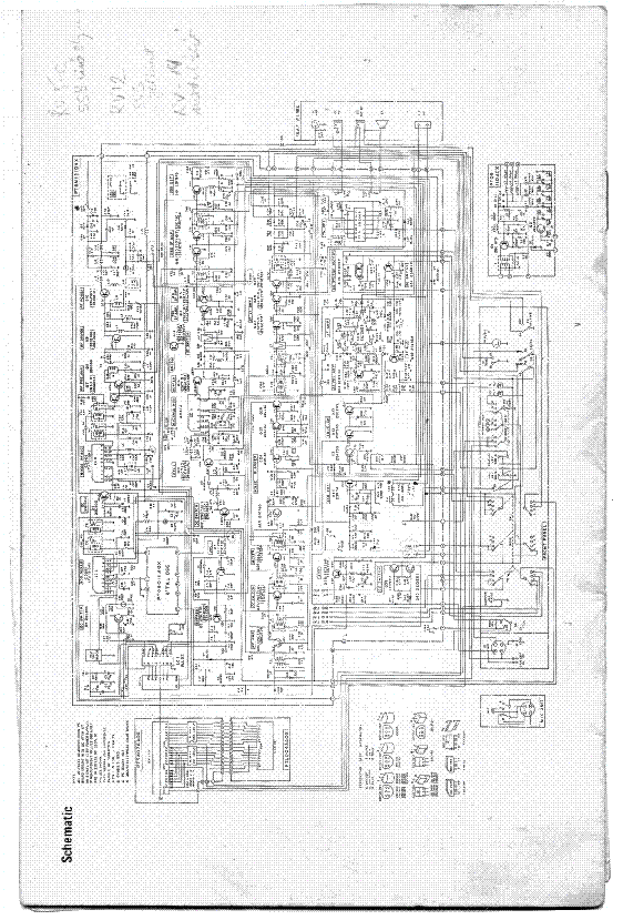 tristar 747 sch service manual free download  schematics  eeprom  repair info for electronics