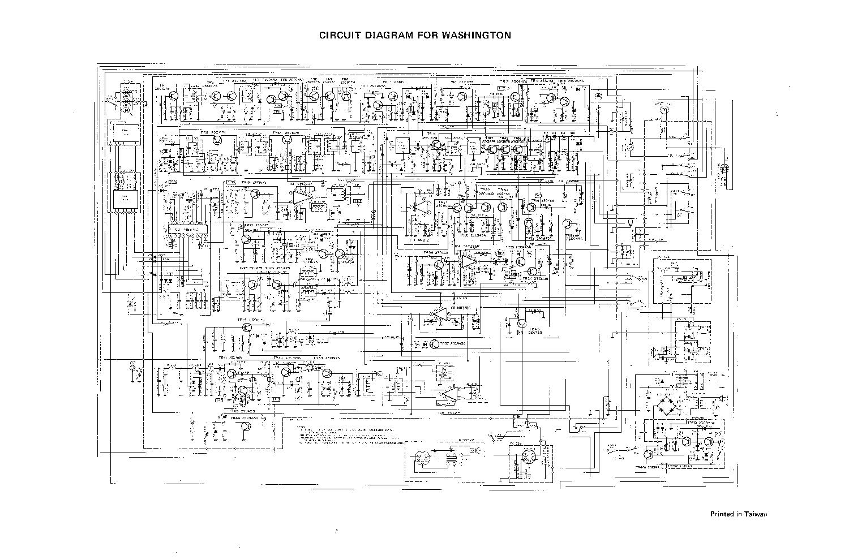 Schematic Uniden Grant
