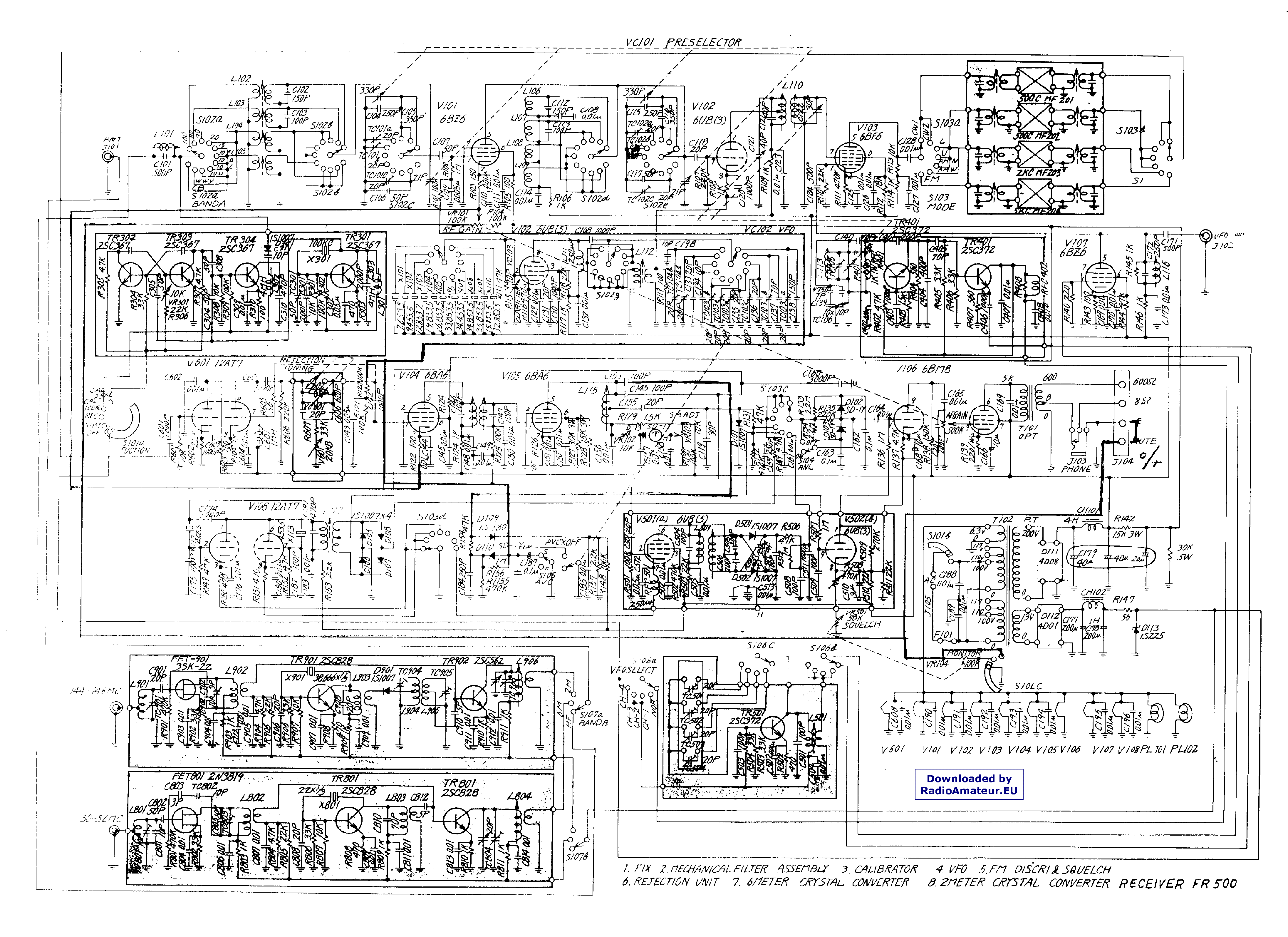 yaesu ft 736r service manual pdf