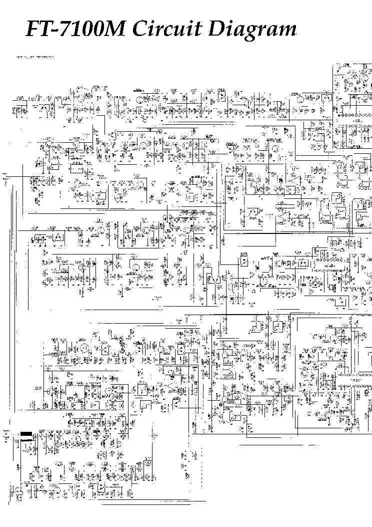 yaesu_ft 7100m_sch.pdf_1 yaesu ft 7100m sch service manual download, schematics, eeprom Galaxy CB Mic Wiring at mifinder.co