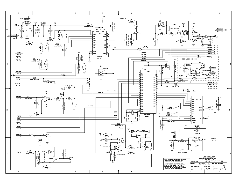 Apc Smart Ups 1500 Wiring Diagram