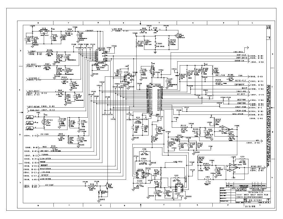 apc smart-ups 1400 service manual (2nd page)