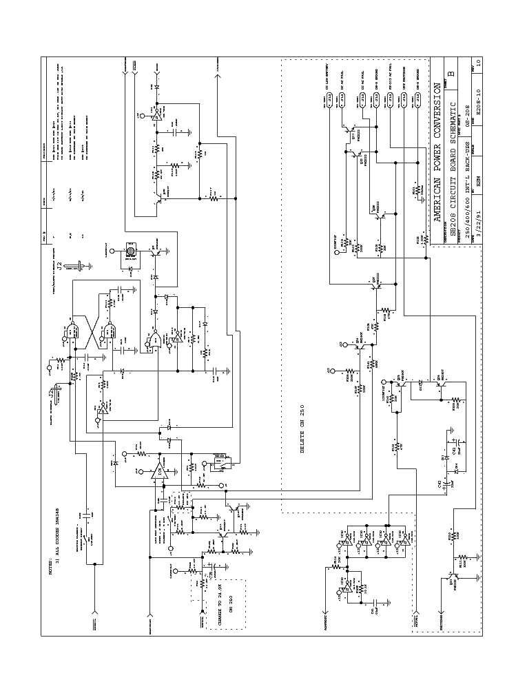 apc-smart-ups-1500-circuit-board-diagram - wiring diagram, Wiring diagram