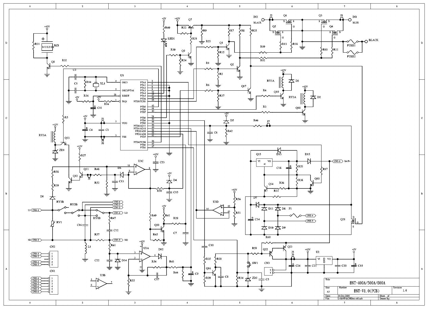 powercom bnt400