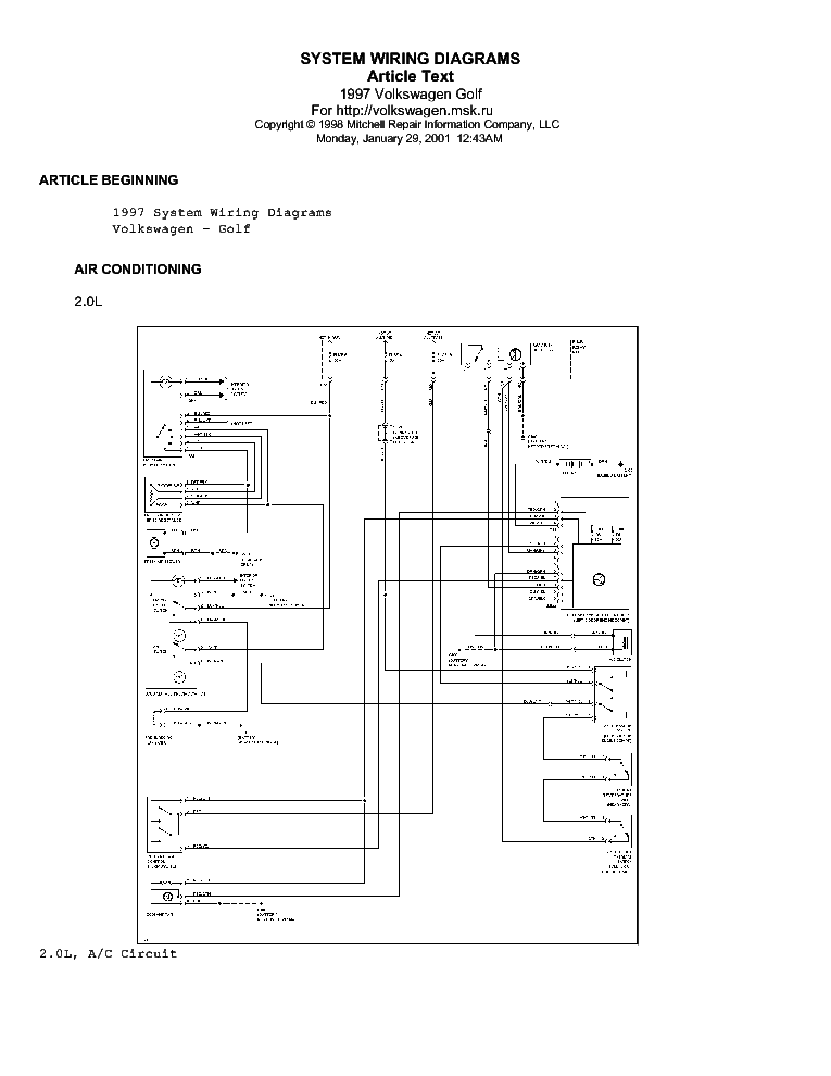 wiring diagram jetta monsoon volkswagen golf  volkswagen
