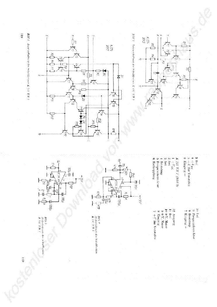 OROSZ K147YH-7 K147YH-7 AUDIO NF-IC AUDIO VEGFOK IC KATALOGUS service manual (2nd page)