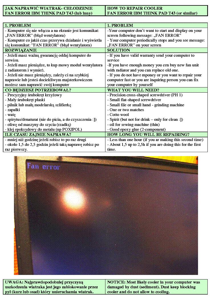 ibm t43 fan error repair service manual download schematics eeprom rh elektrotanya com ibm thinkpad t43 service manual download T43 Tank