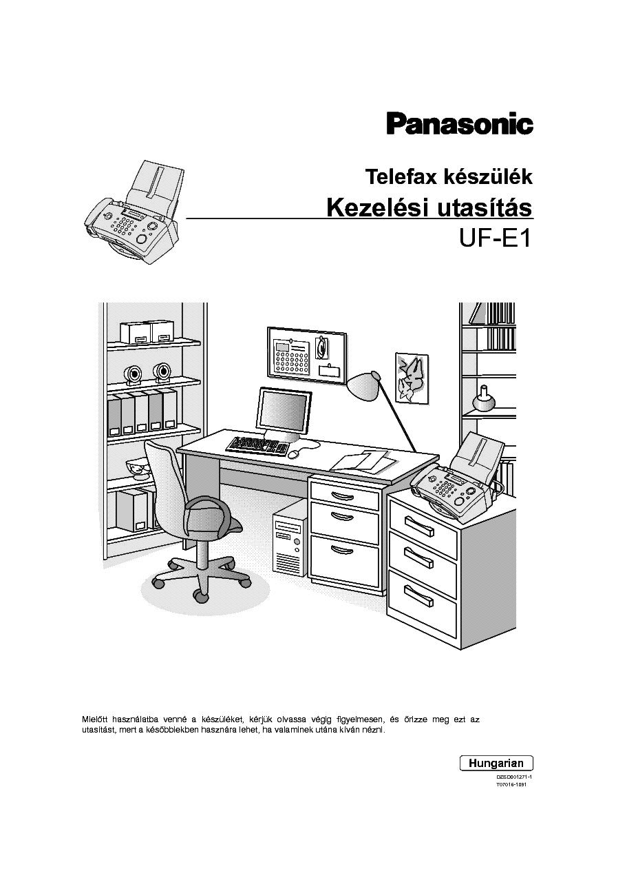 Panasonic Uf
