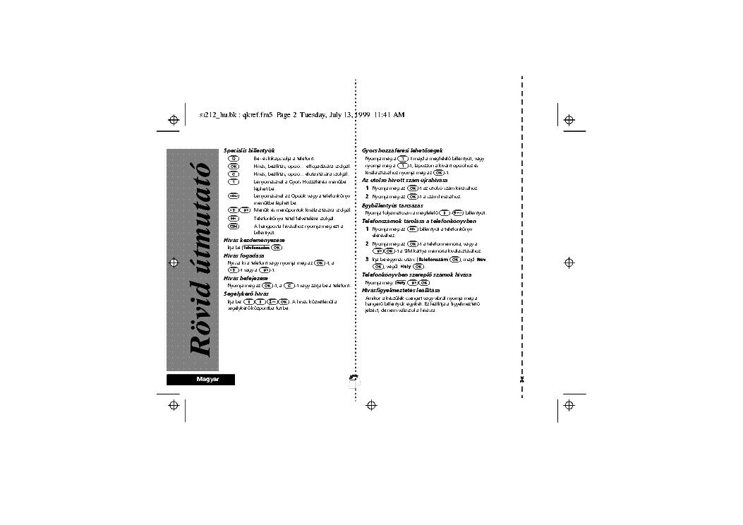 Motorola V3688 Usermanual Hu Service Manual Download