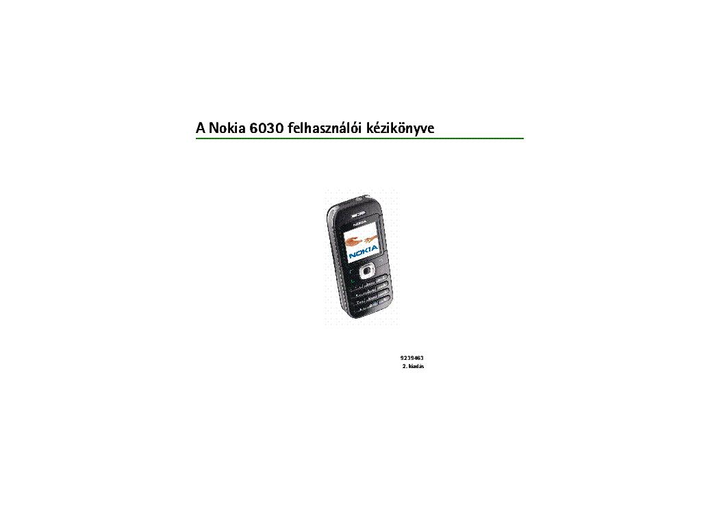 nokia 6030 usermanual hu service manual download schematics eeprom rh elektrotanya com nokia 6030 service manual pdf Nokia 2600