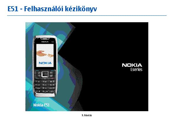 nokia e51 usermanual hu service manual download schematics eeprom rh elektrotanya com